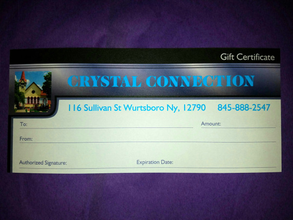 Gift Certificate $55