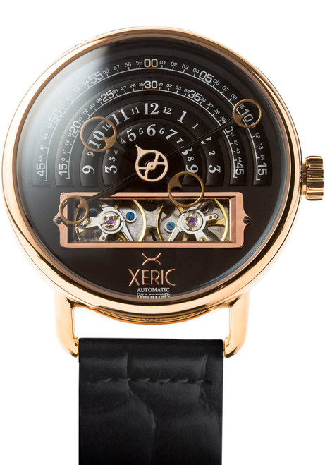 XERIC Halograph Automatic Rose Gold (HLG-3018)