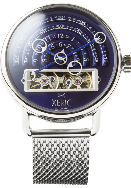 Halograph Automatic Mesh Navy (HLG-3021M)