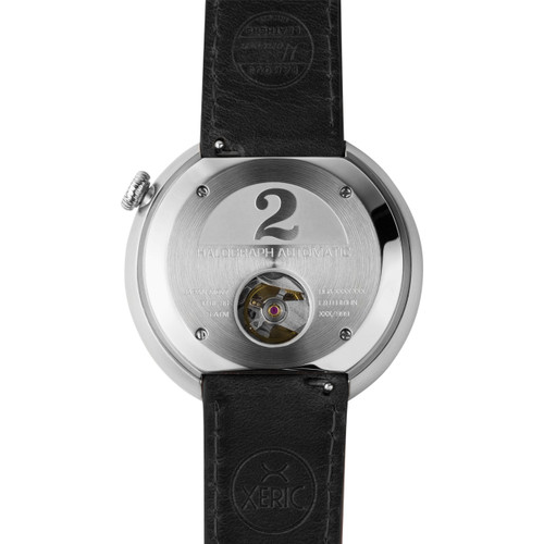 Halograph II Automatic Limited Edition Silver (HGA-1111-03L)