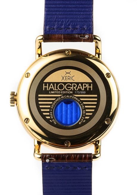 Halograph Automatic Gold (HLG-3020)