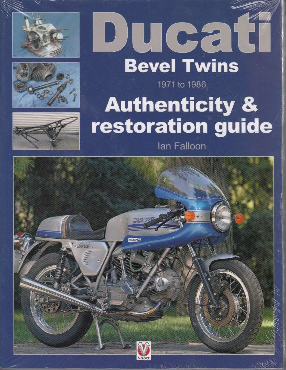 Ducati Bevel Twins 1971 To 1986 Authenticity Restoration Guide 250 Scrambler Wiring Diagram