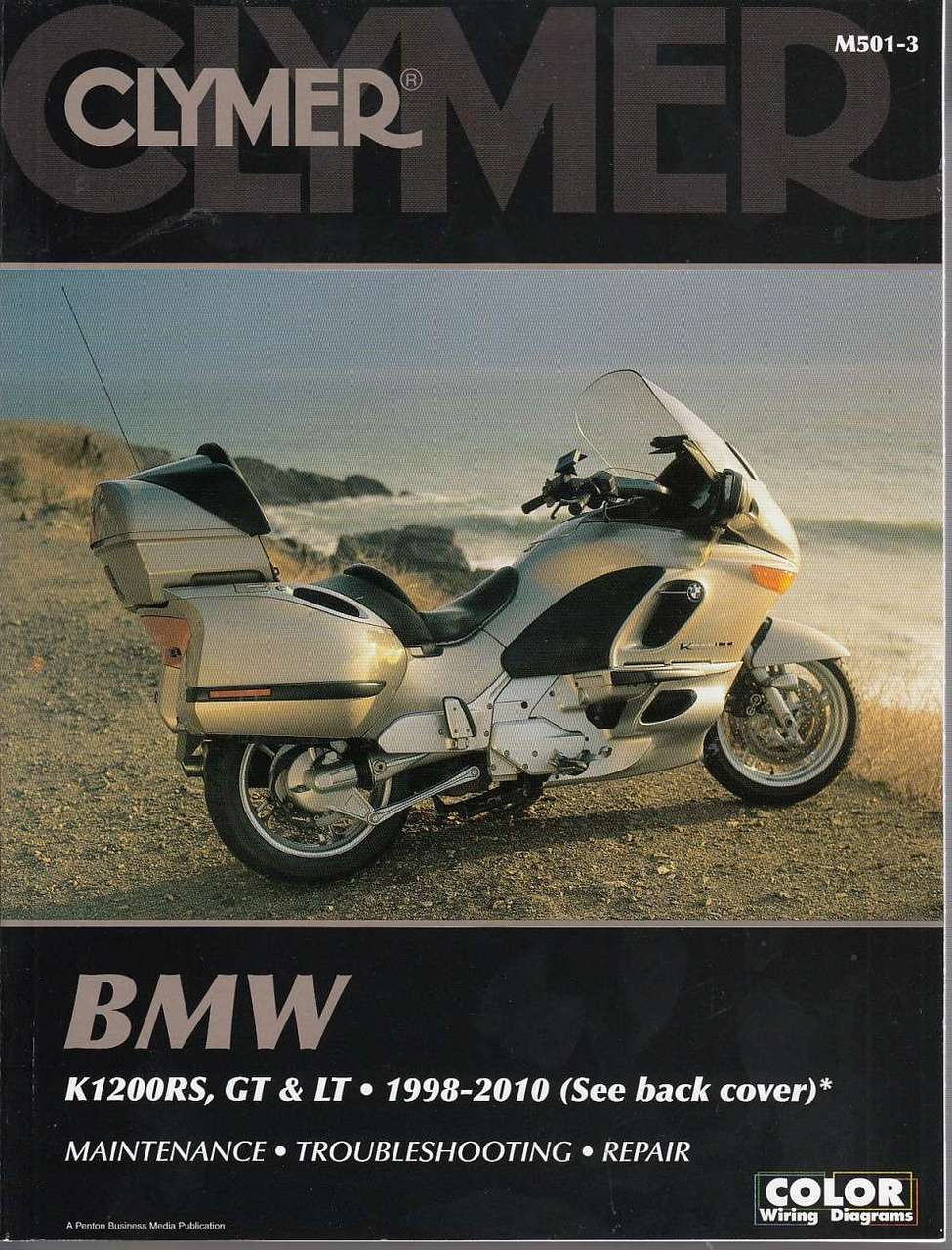 BMW K1200RS, K1200GT, K1200LT 1998 - 2010 Workshop Manual