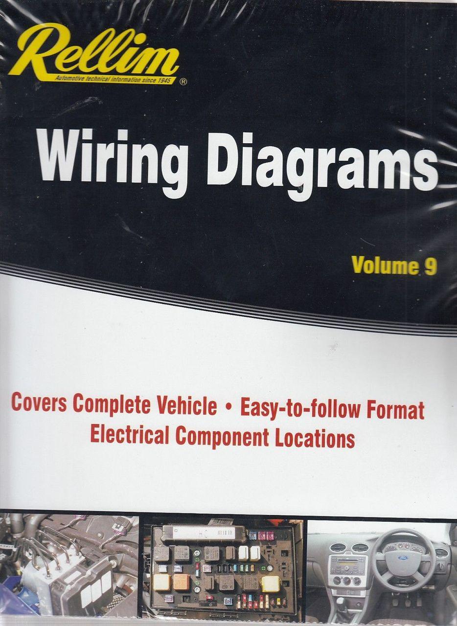 Rellim Wiring Diagrams Volume 9 Generic Auto Diagram