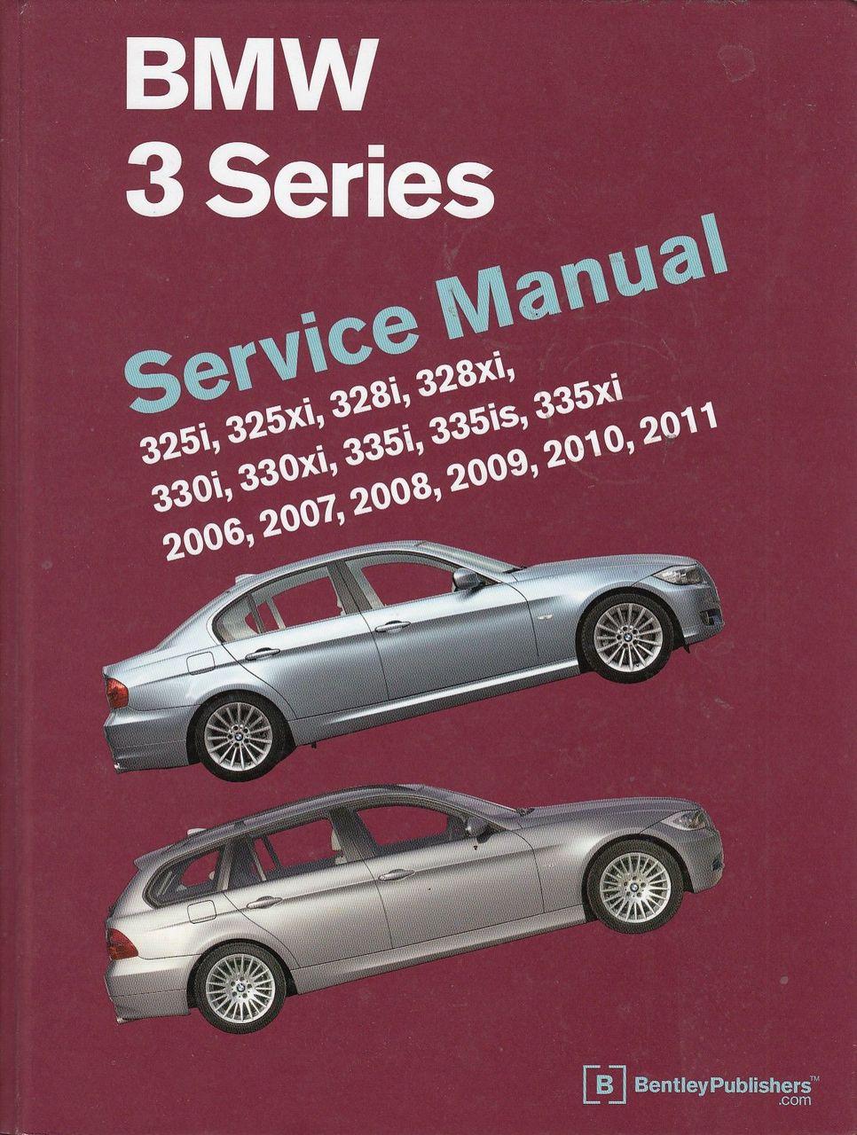 bmw 3 series e90 e91 e92 e93 2006 2011 workshop manual rh automotobookshop com au 2005 bmw 330i repair manual 2003 BMW 330Xi