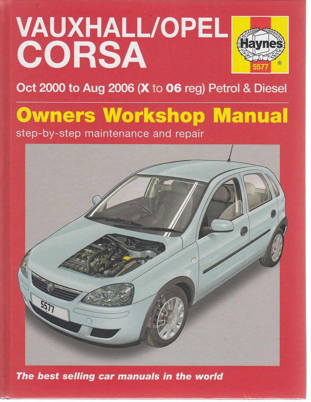 Holden Barina 2000 - 2006 Repair Manual ...