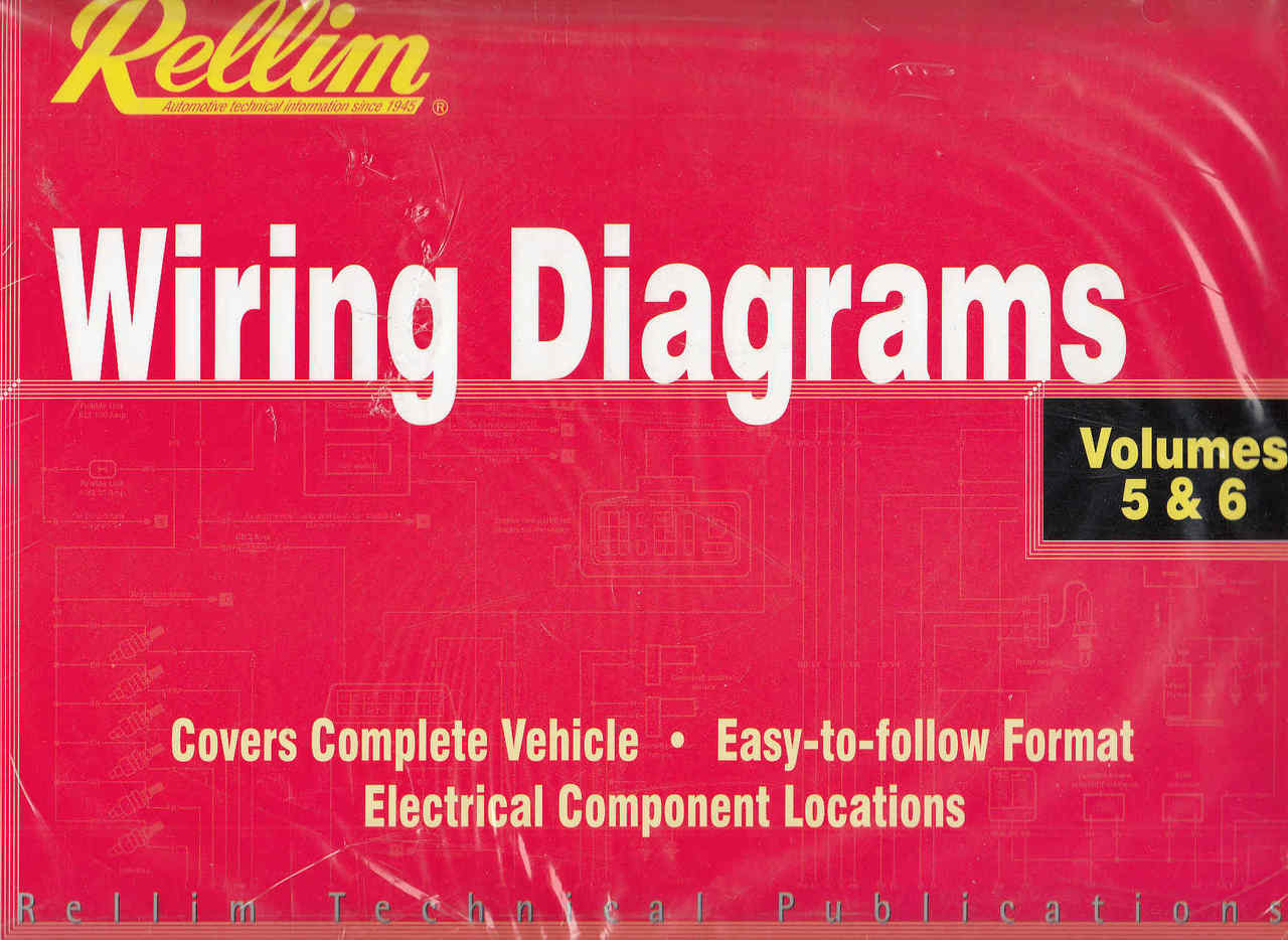 Rellim Wiring Diagrams Volumes 5 6 Easy