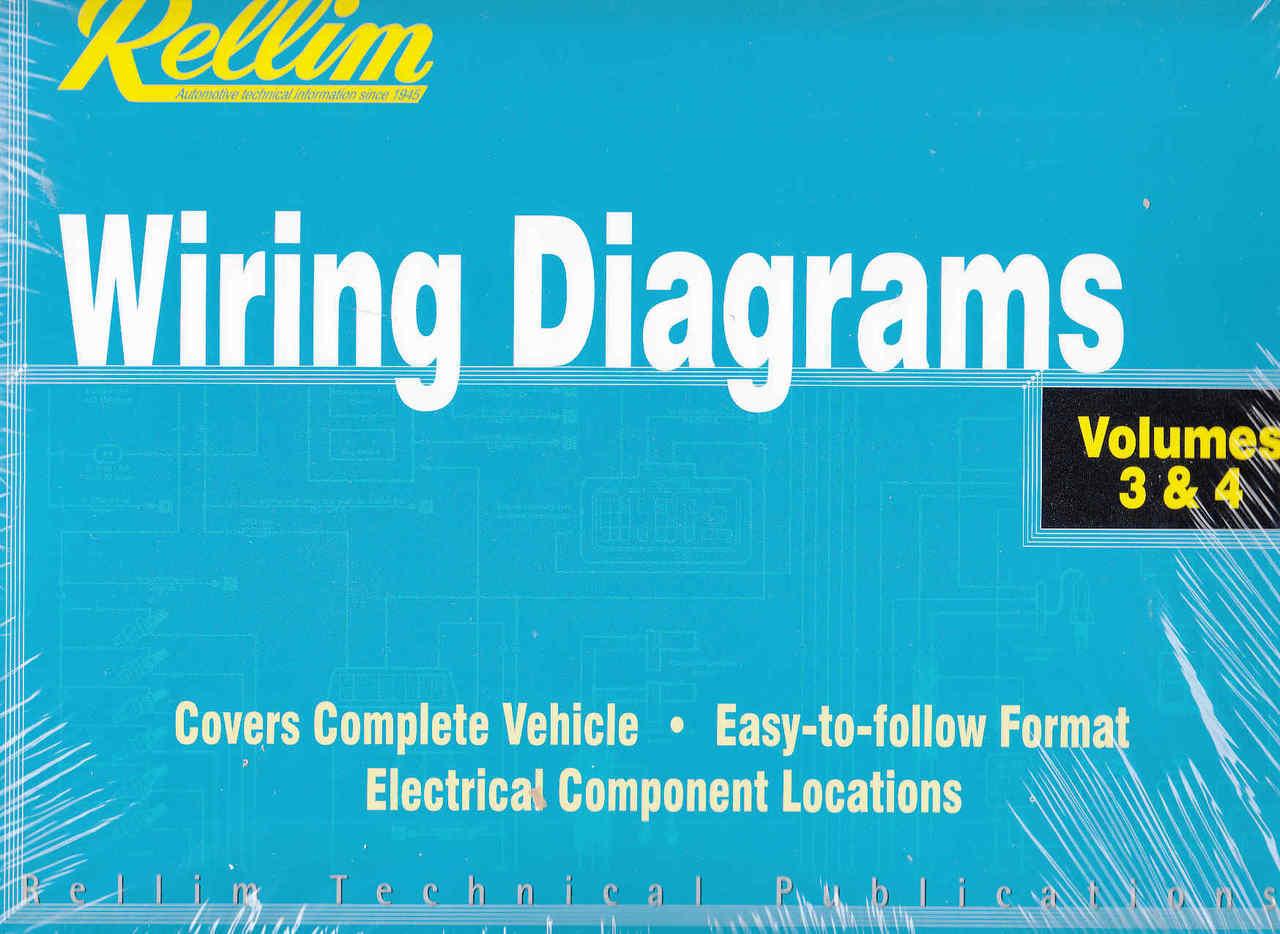 Rellim Wiring Diagrams Volumes 3 4 5vzfe Diagram