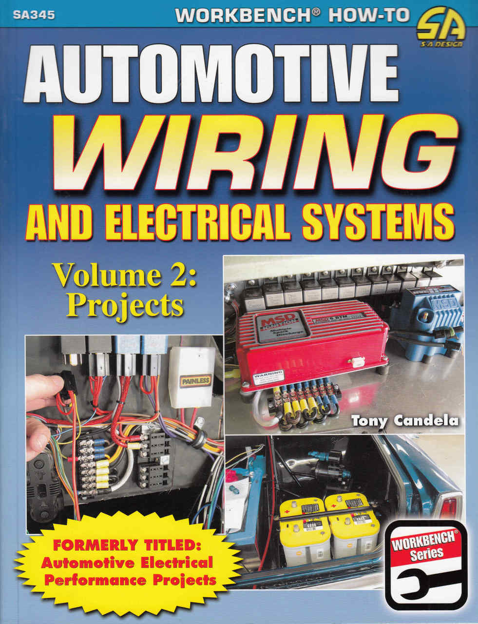 Automotive Wiring And Electrical Systems Volume 2 Projects For Front