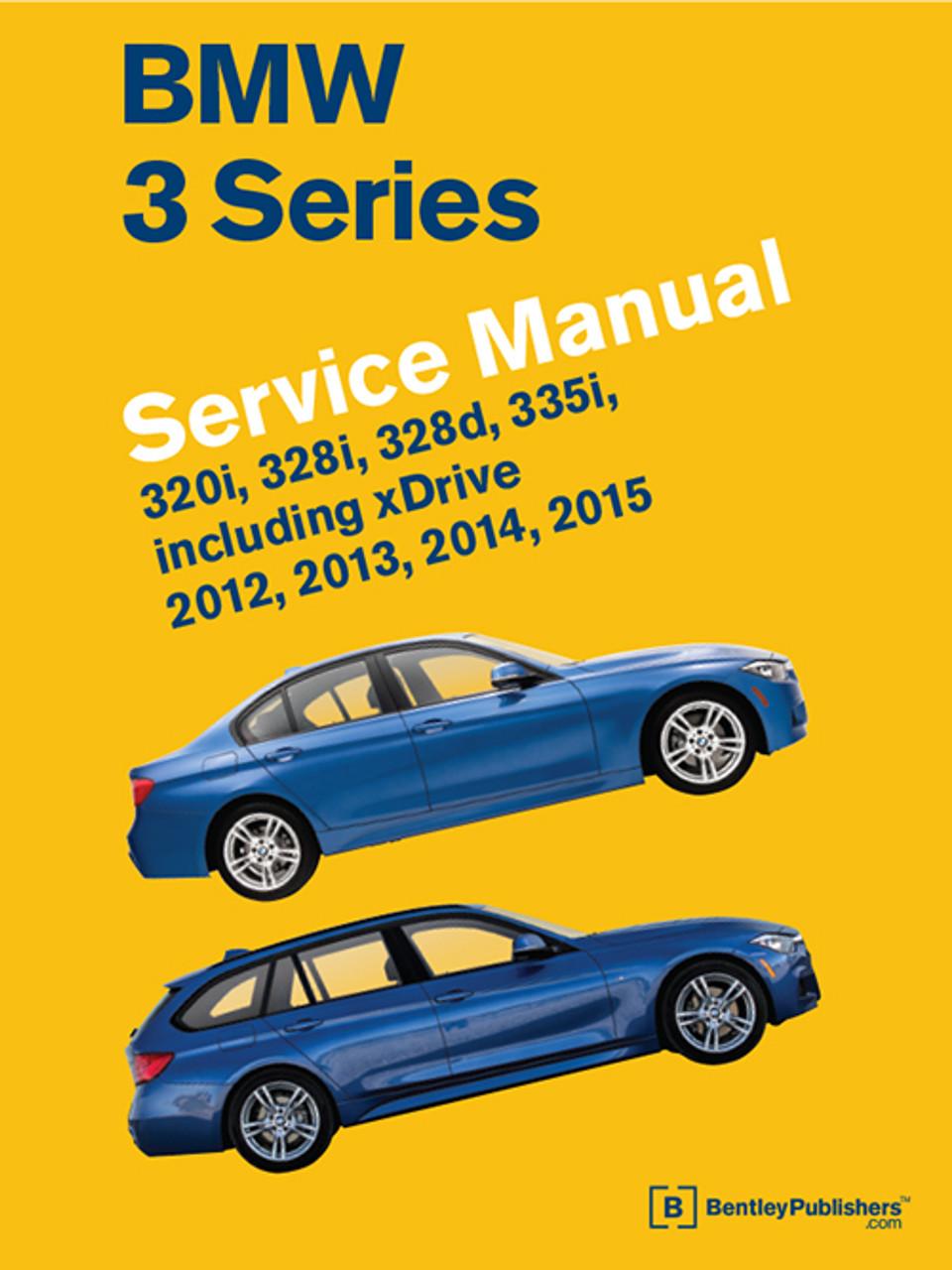bmw 3 series f30 f31 f34 2012 2015 workshop service manual rh automotobookshop com au JD 318D Specs service manual 315b cat