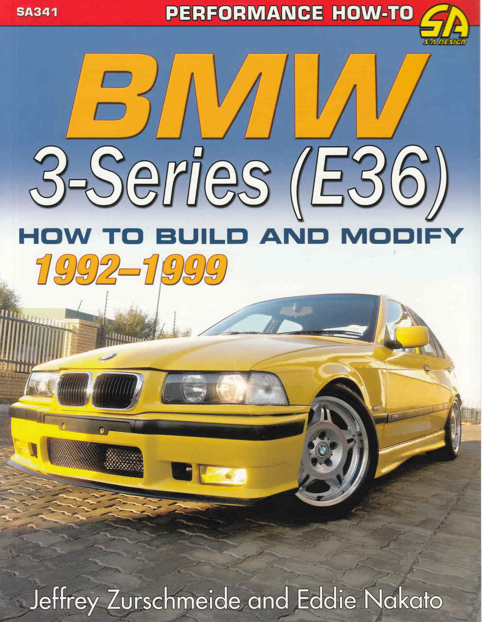 BMW 3-Series (E36) How To Build And Modify 1992 - 1999 ...