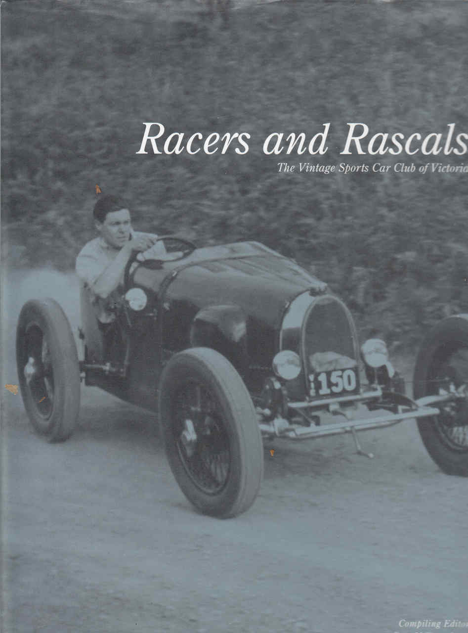 racers and rascals the vintage sports car club of victoria. Black Bedroom Furniture Sets. Home Design Ideas