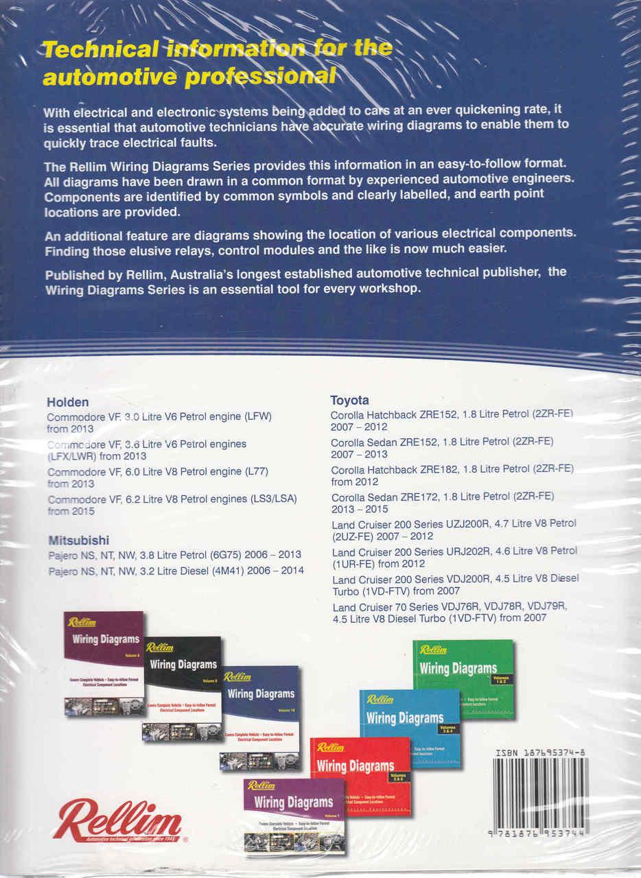 2006 Holden Caprice Wiring Diagram Schematic Diagrams Ford 3 0 Engine Rellim Volume 10 Crown Victoria
