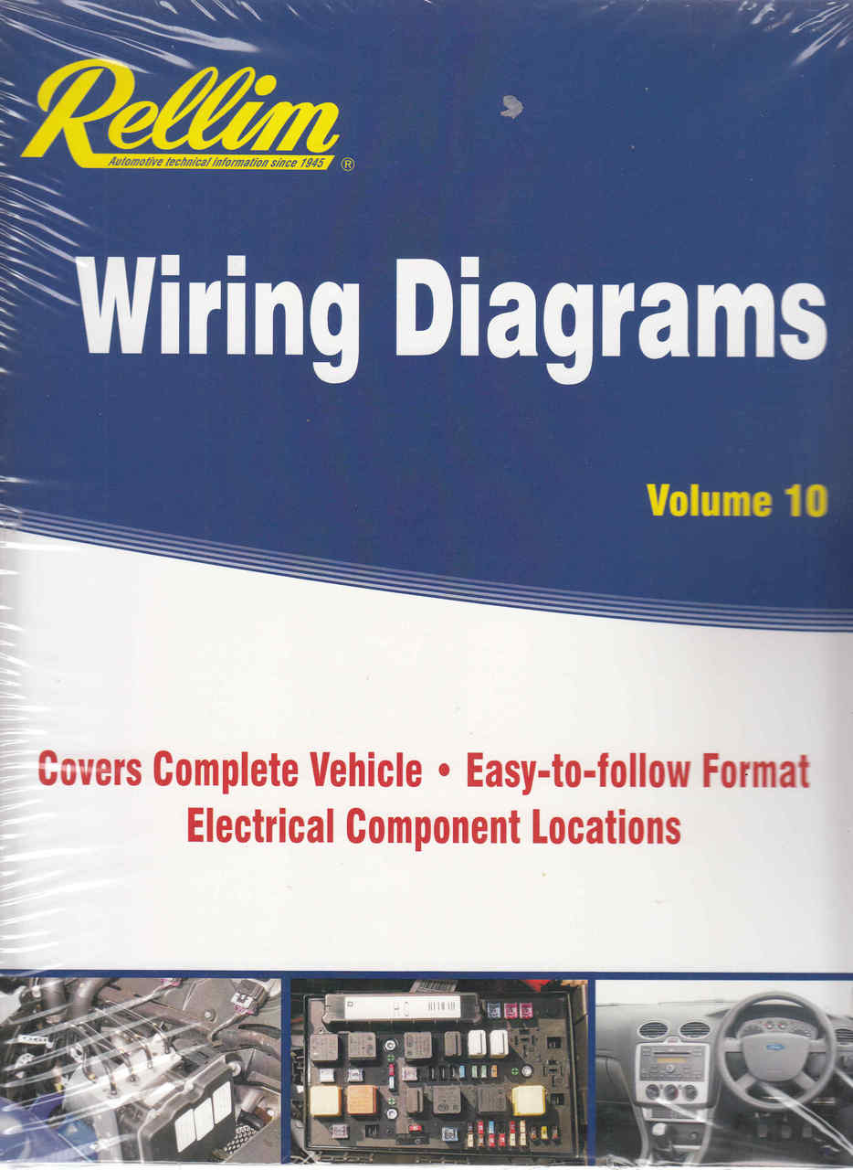 Rellim Wiring Diagrams Volume 10 Component Diagram