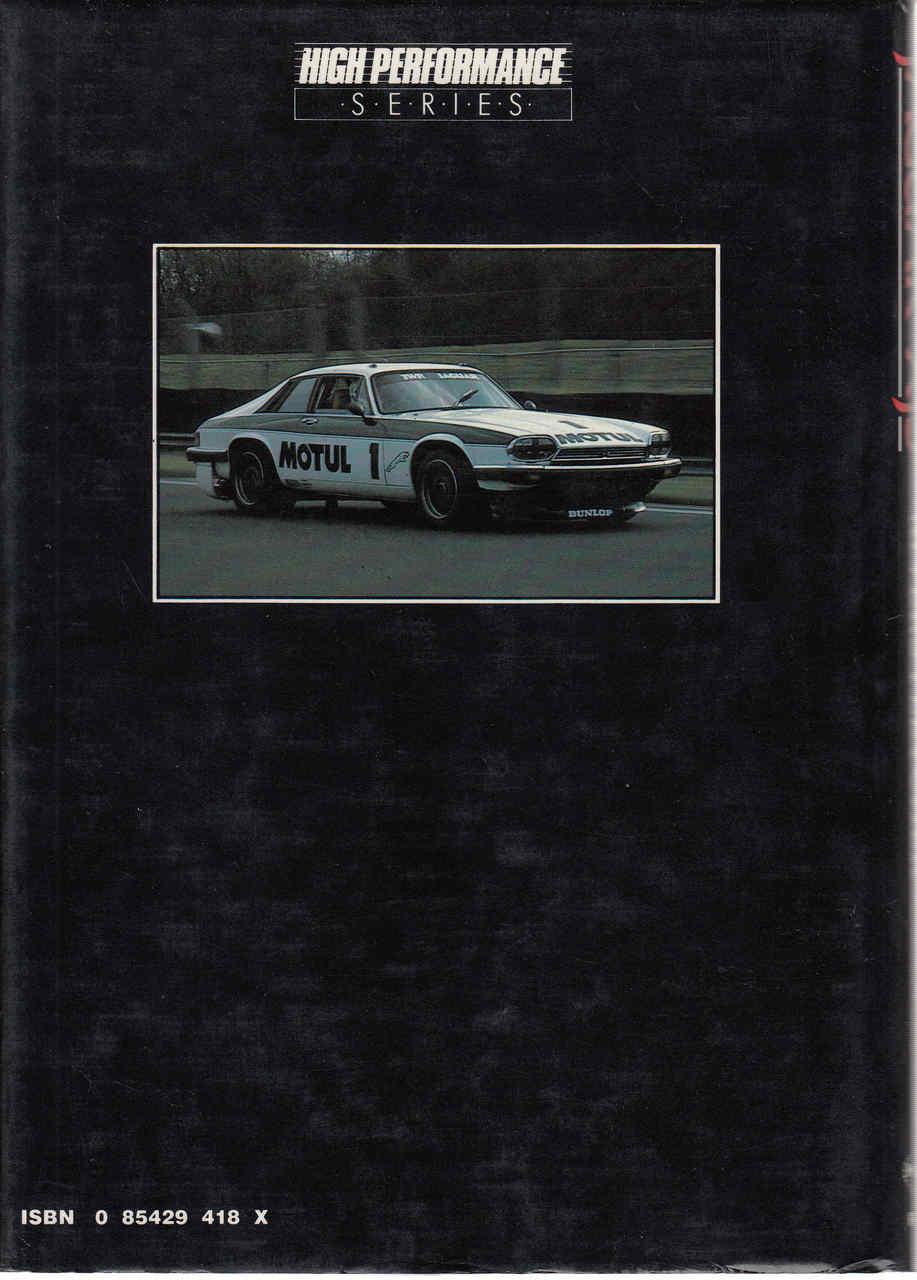 Jaguar Xjs Rivers Fletcher Automoto Bookshop Xk140 Wiring Diagram 9780854294183 Back