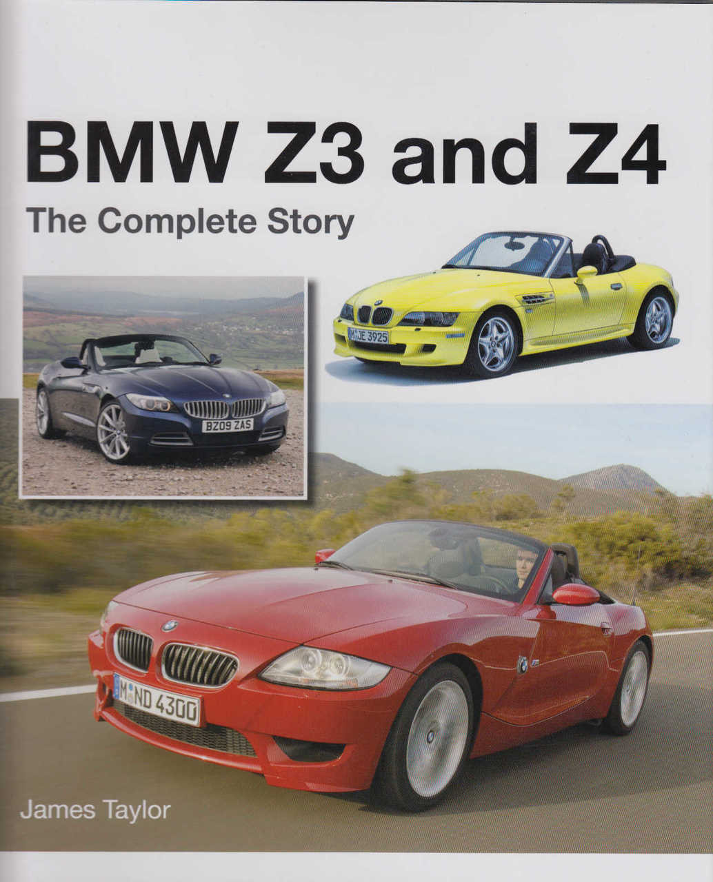 Bmw Z3 And Z4 The Complete Story 2 8 Engine Diagram 9781785002762