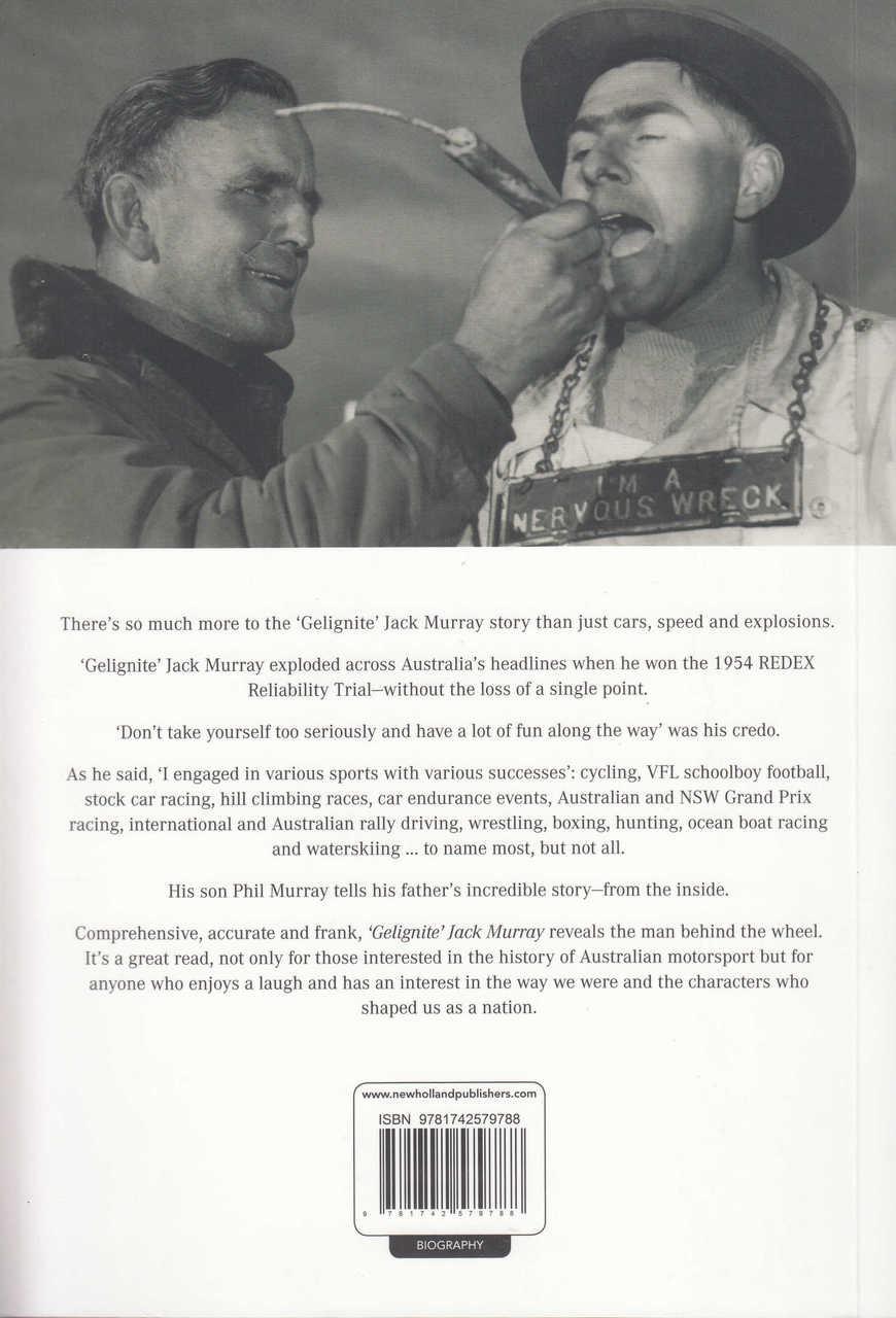 Gelignite Jack Murray An Aussie Larrikin Legend