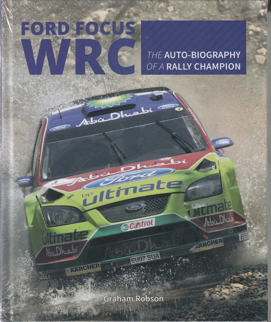 Ford Focus Wrc The Auto Biography Of A Rally Champion 2002 Se Wagon 20 Liter Dohc 16valve Zetec 4 Cylinder
