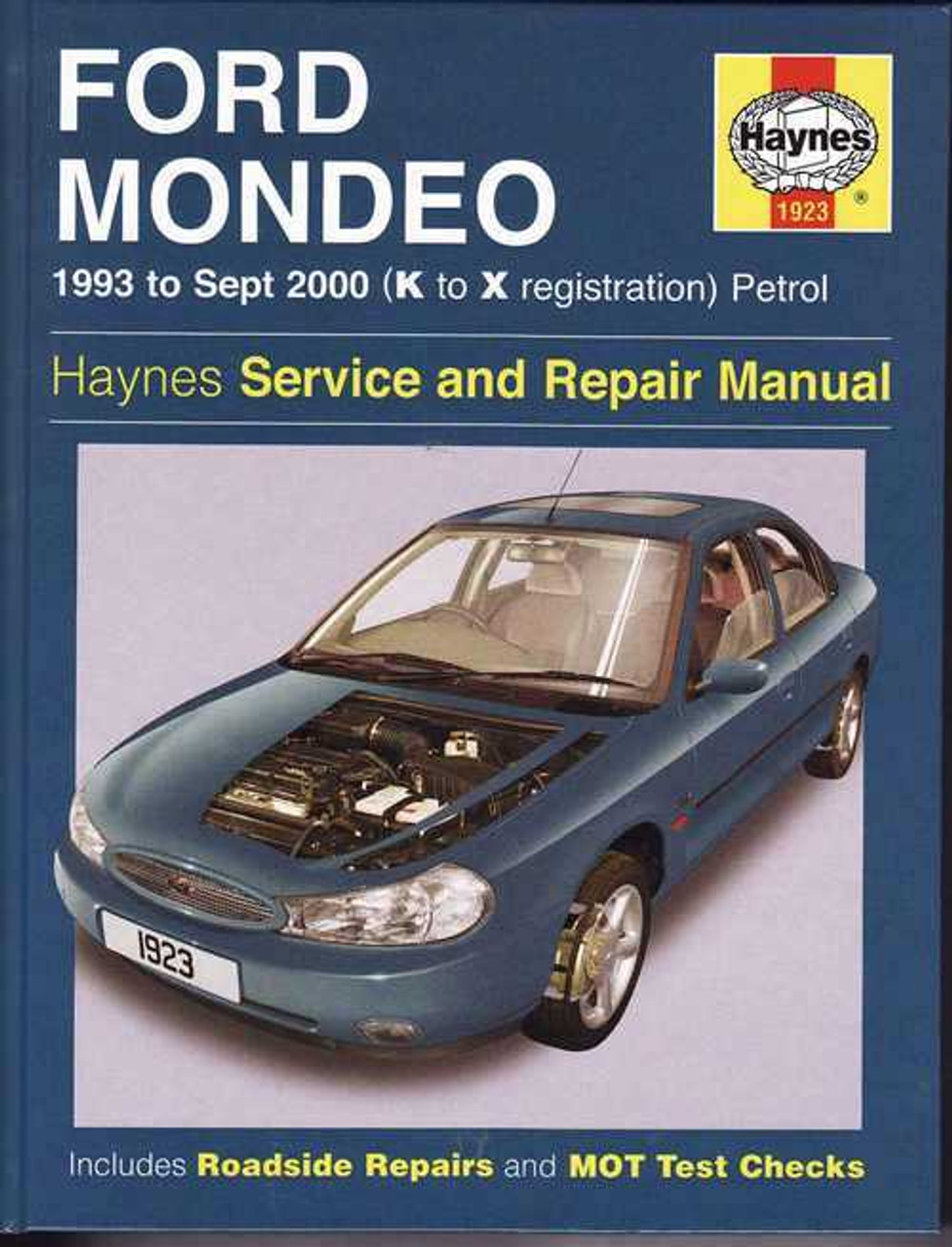 ford mondeo 1993 2000 workshop manual rh automotobookshop com au Mondeo 2010 Mondeo 2014