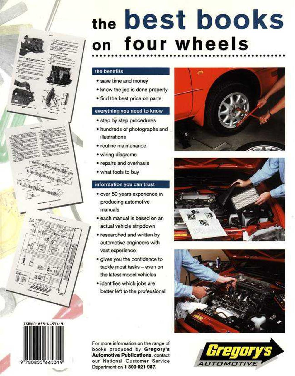 Ford Laser Workshop Manual Free