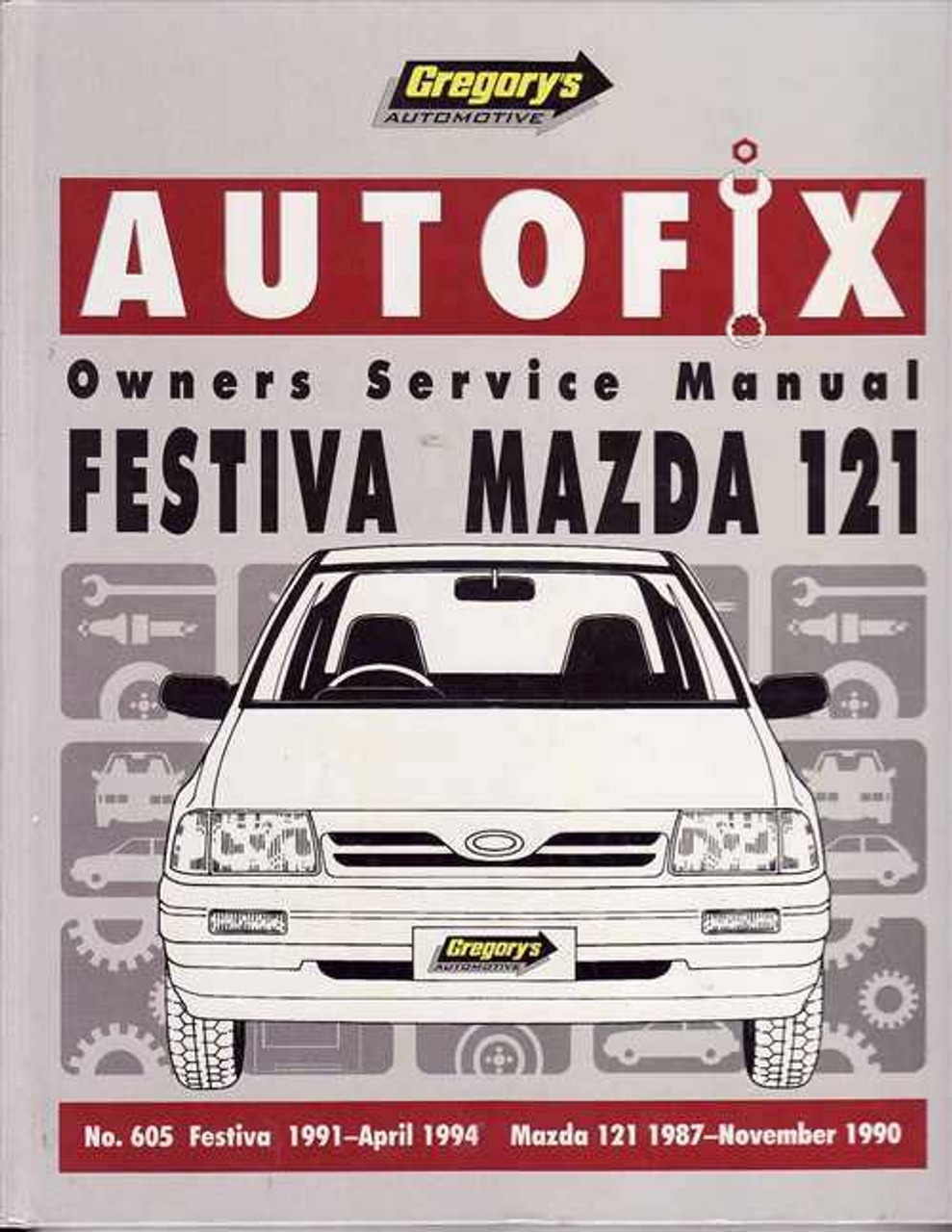ford festiva amp mazda 121 1987 1994 workshop manual rh automotobookshop com au 98 ford festiva workshop manual 1998 ford festiva workshop manual pdf