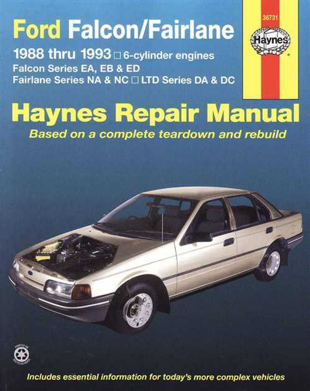 ford falcon fairlane 1988 1993 workshop manual rh automotobookshop com au ford nc fairlane workshop manual ford nc fairlane workshop manual