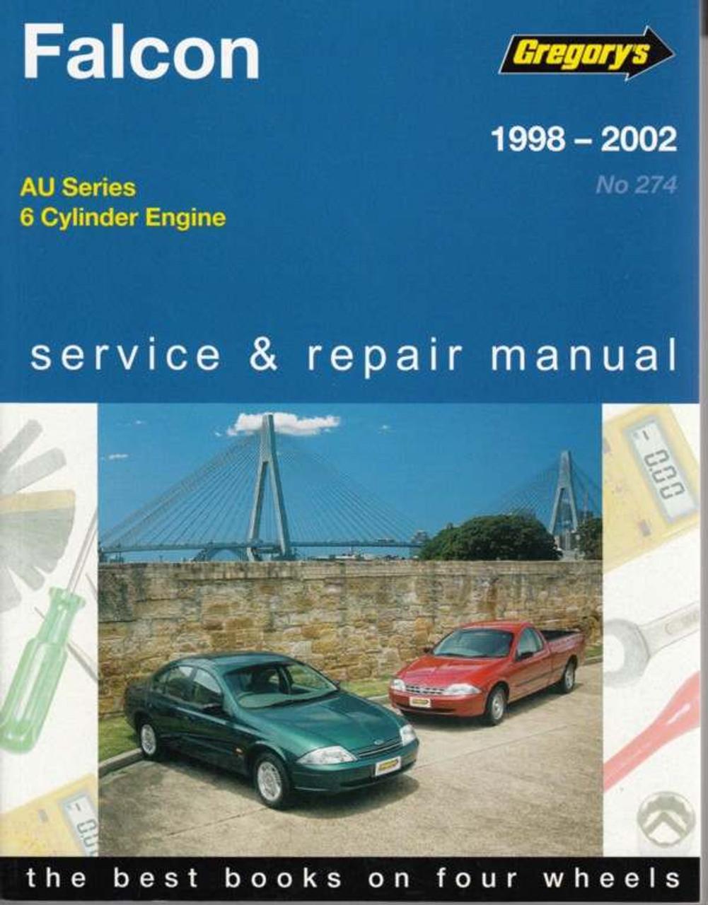 ford falcon 1998 2002 workshop manual rh automotobookshop com au ford falcon au manual for sale ford falcon au manual for sale