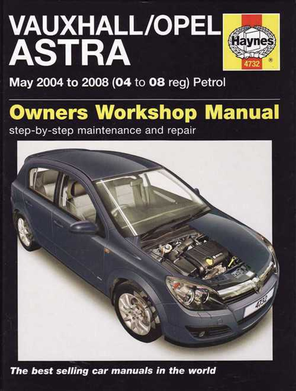holden astra 2004 2008 petrol workshop manual rh automotobookshop com au opel astra service manual opel zafira repair manual