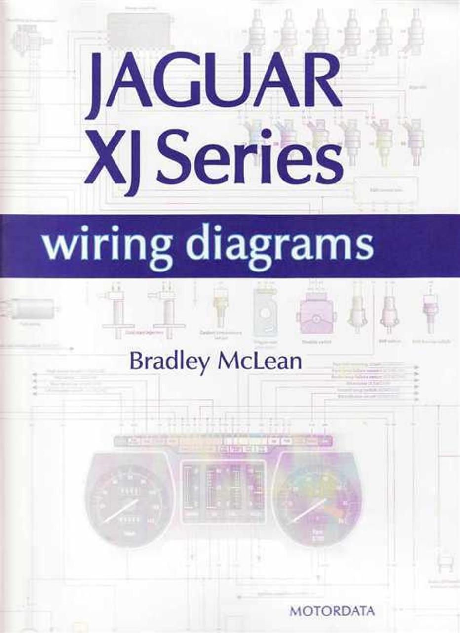 jaguar xj series wiring diagrams rh automotobookshop com au