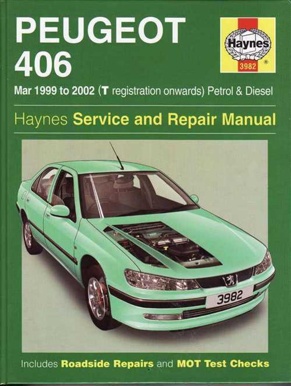 peugeot 406 1999 2002 workshop manual rh automotobookshop com au peugeot 406 coupe 3.0 v6 manual Peugeot 1958
