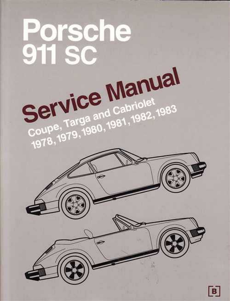porsche 911 sc 1978 1983 workshop manual rh automotobookshop com au porsche 911 workshop manual 1965 porsche 911 3.2 workshop manual
