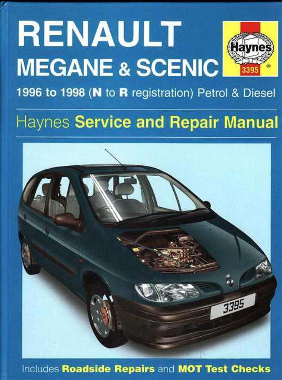 renault megane amp scenic 1996 1998 workshop manual rh automotobookshop com au renault megane cabriolet workshop manual renault megane cc service manual