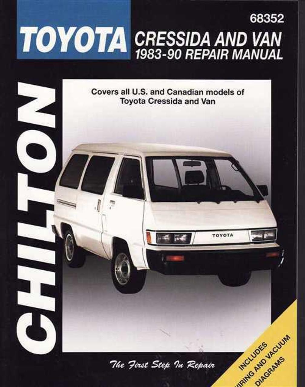 toyota cressida and van 1983 1990 workshop manual rh automotobookshop com au 1991 toyota cressida manual transmission 1992 Toyota Cressida