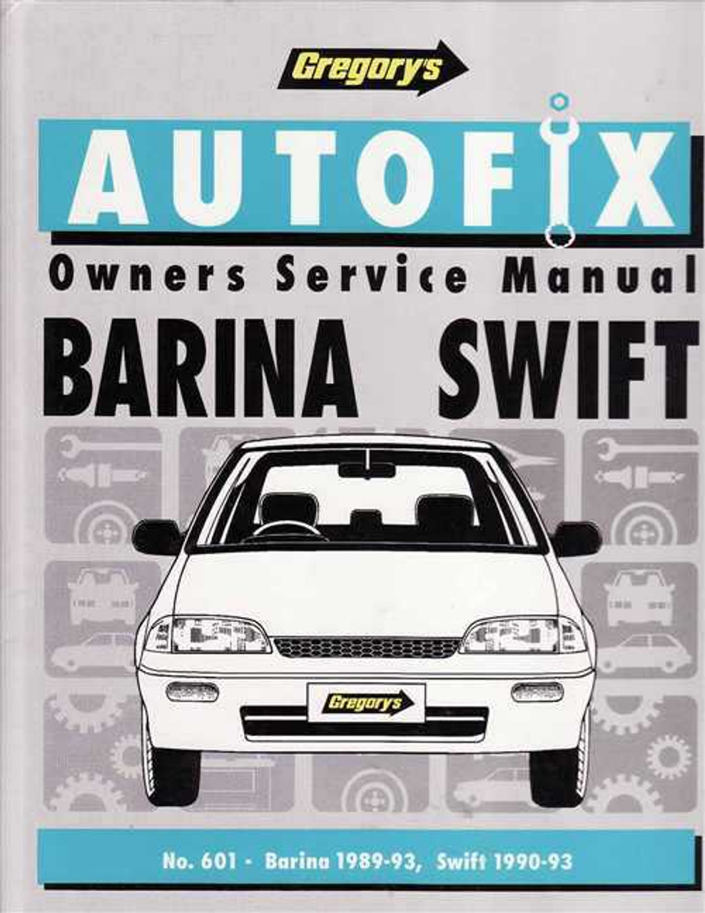 holden barina amp suzuki swift 1989 1993 workshop manual rh automotobookshop com au 1991 Suzuki Swift 1992 Suzuki Samurai