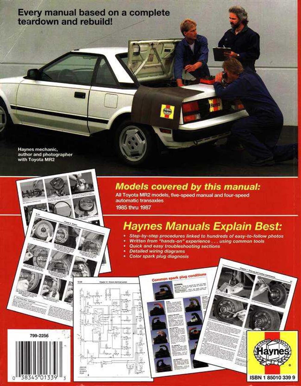 87 toyota mr2 workshop manual sample user manual u2022 rh huelladakarbolivia com 1991 Toyota MR2 1994 Toyota MR2