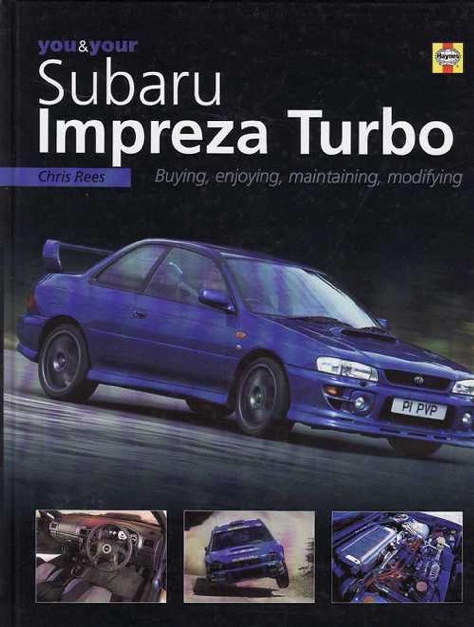 you amp your subaru impreza turbo buying enjoying maintaining rh automotobookshop com au 2018 Impreza WRX 2018 Impreza WRX
