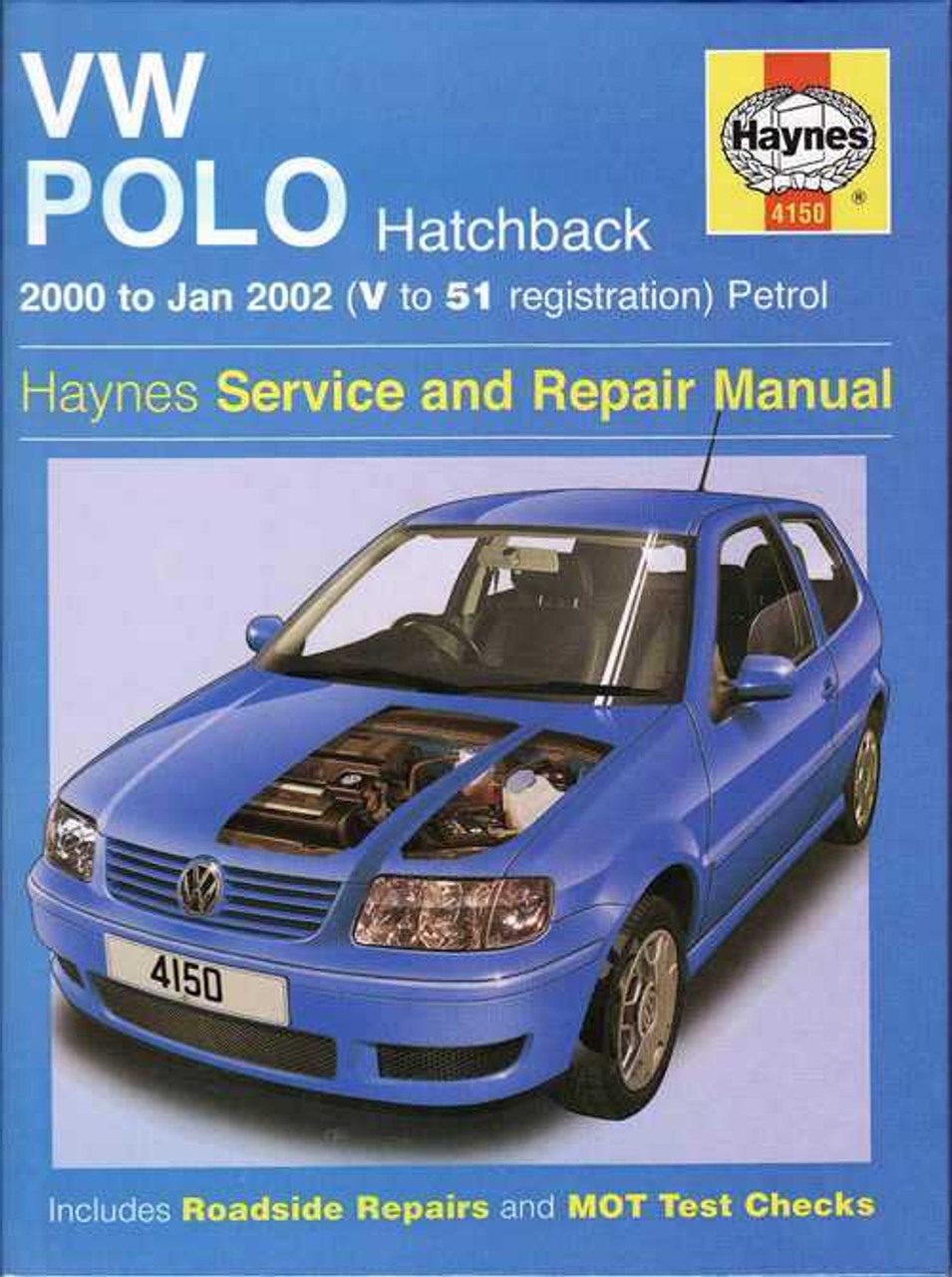 volkswagen polo 2000 2002 workshop manual rh automotobookshop com au vw polo petrol & diesel service & repair manual 2002 to 2005 volkswagen polo 2002 service manual