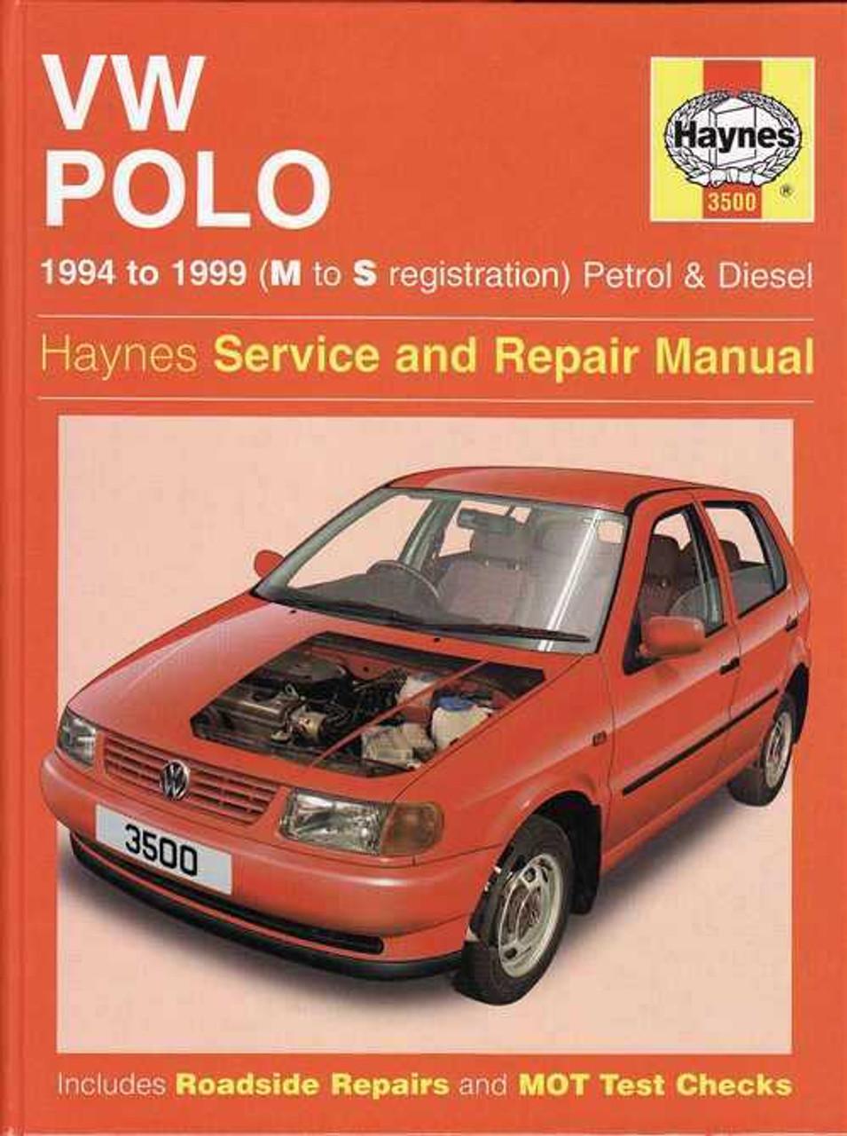 volkswagen polo 1994 1999 workshop manual rh automotobookshop com au 2015 Volkswagen Polo 2015 Volkswagen Polo