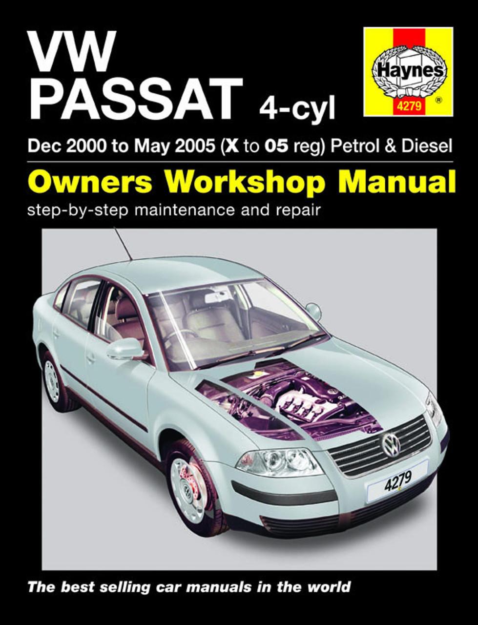 volkswagen passat 2000 2005 workshop manual rh automotobookshop com au Volkswagen Phaeton Passat 2015 Volkswagen