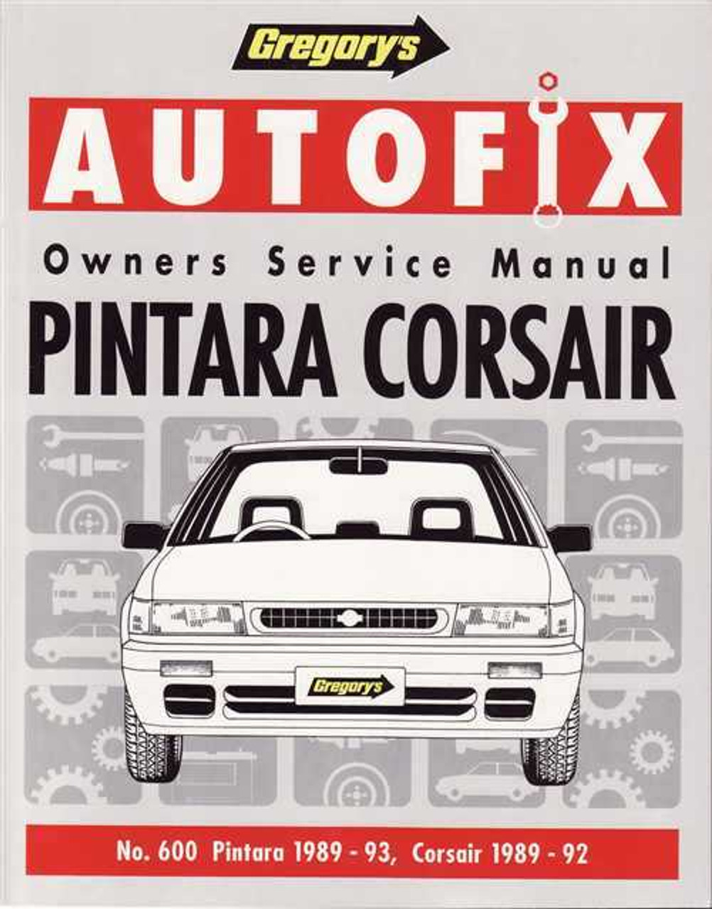 nissan pintara u12 amp ford corsair r12 1989 1993 workshop manual rh automotobookshop com au 1991 nissan pintara workshop manual 1991 nissan pintara workshop manual