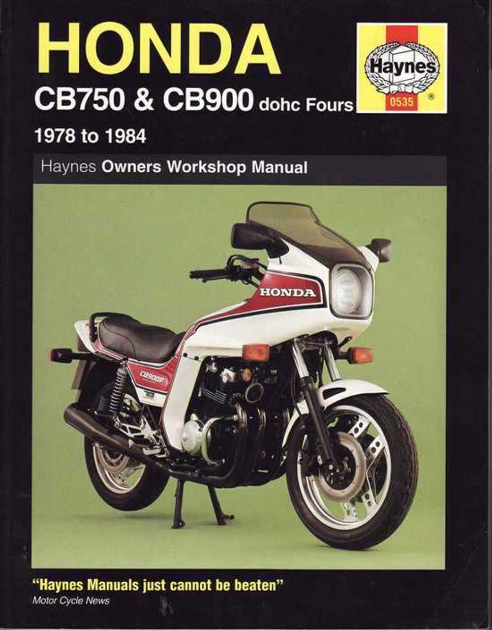 honda cb750 amp cb900 dohc fours 1978 1984 workshop manual rh automotobookshop com au 1975 honda cb750 service manual honda cb750 owners manual
