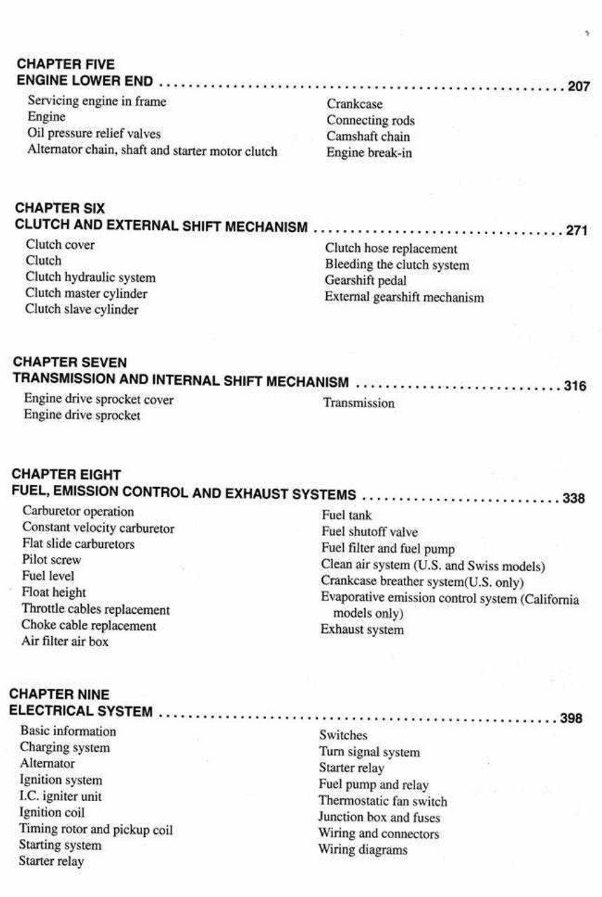 Kawasaki zx7 zx7r zx7rr ninja 1991 1998 workshop manual asfbconference2016 Image collections