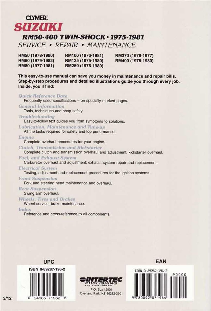 suzuki 1978 rm 50 service manual professional user manual ebooks u2022 rh justusermanual today suzuki rmx 50 repair manual suzuki df 50 repair manual pdf