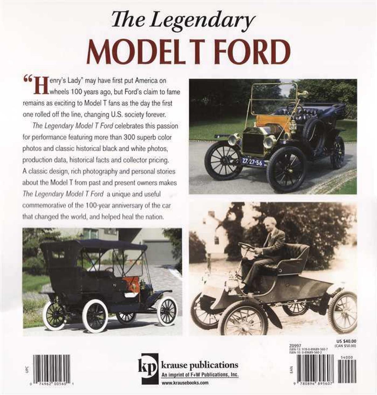 The Legendary Model T Ford