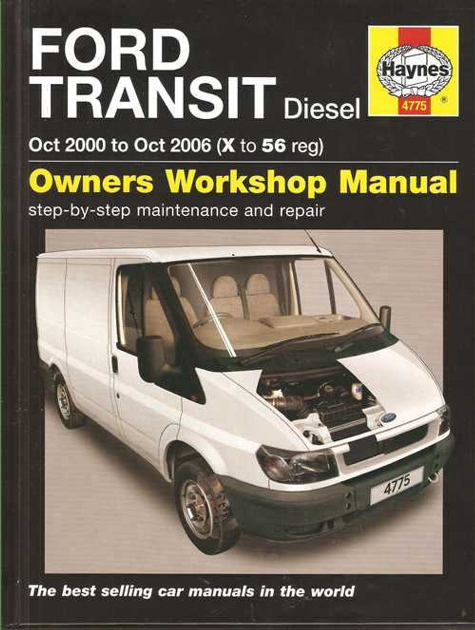 Ford Transit Diesel 2000