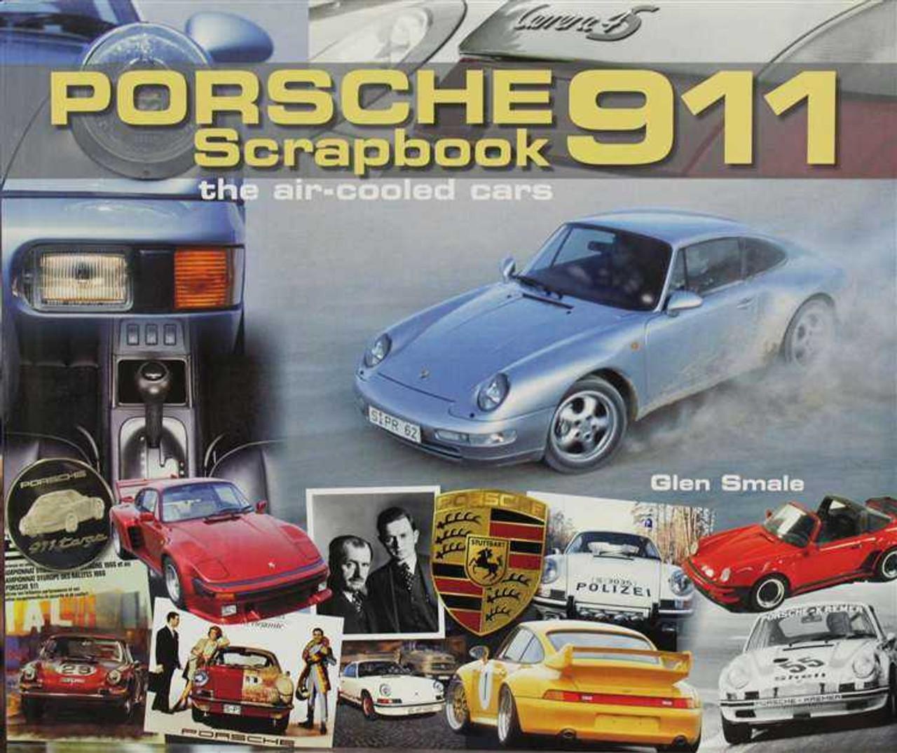 Porsche 911 2 7 Engine Weight: Porsche 911 Scrapbook: The Air-Cooled Cars