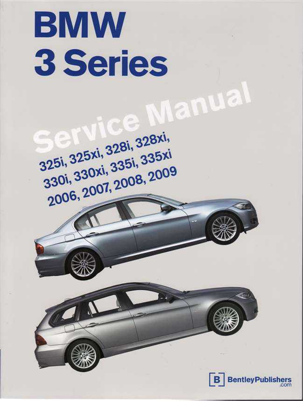bmw 3 series e90 e91 e92 e93 2006 2009 workshop manual rh automotobookshop com au bmw 318d e91 service manual bmw 318d touring owners manual