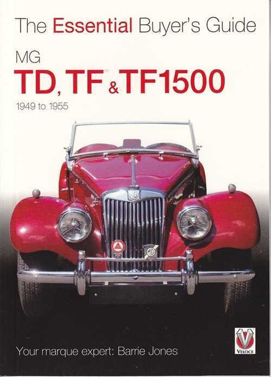 Mg Td Tf Tf1500 The Essential Buyer S Guide