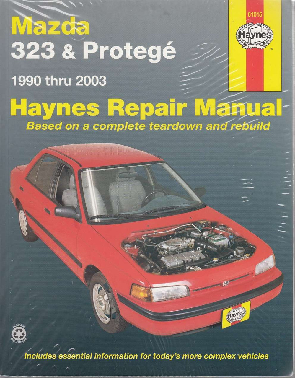 Mazda 323 and Protege Workshop Manual ...