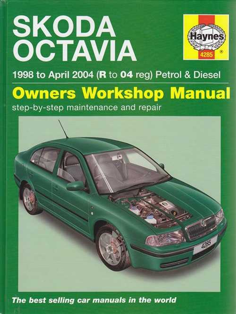 skoda octavia petrol and diesel 1998 2004 workshop manual rh automotobookshop com au skoda superb owners manual pdf skoda superb owners manual 2010